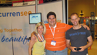 Boothpips Michelle, Dave and Asaf